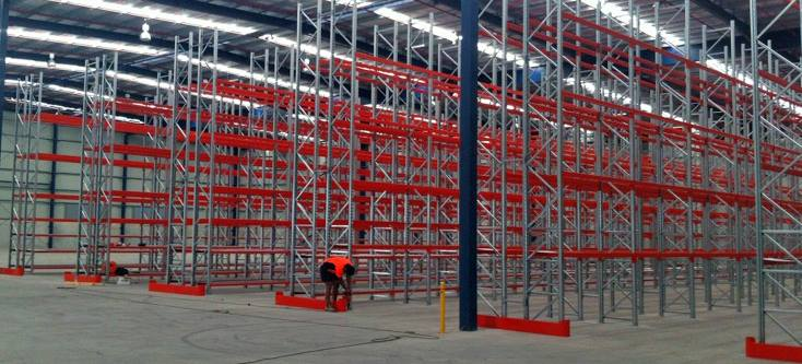 All About Warehouse Pallet Racking & Safety