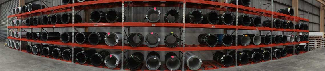 Coil & Drum Racking